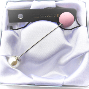 Модная булавка-игла для одежды ACC_30_ pearl poudre