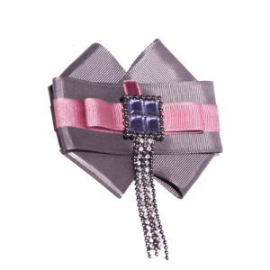 Бабочка-бант-брошь-Chandelier Bow Brooch in Gray-Dahlia ACC_13_color_01_brooch_04