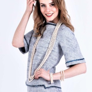 top-blouse with embellished details buy online axelles article B-2017-0011