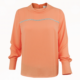 Cowl neck blouse in coral red buy online www.axelles-fashion.com