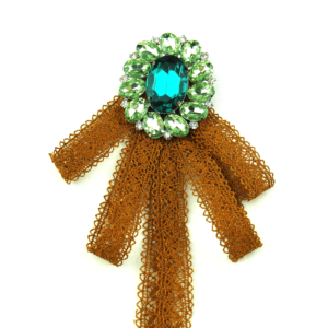 cloth brooch buy exclusive online by www.axelles-fashion.com