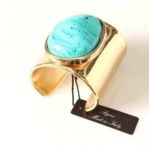 Массивный браслет из натуральных компонентов-Stilny braslet s naturalnym kamnem ref 13908 B 36VB kupit www.axelles-fashion.com