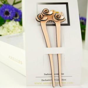 Stijlvol haarvork (bruid-siervork) in geschenkdoos, #AxellesFashion