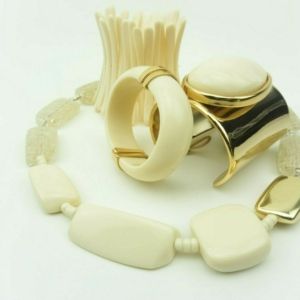 set-necklace-bracelet,bangle,cuff,natural-eco-bio-component-metal-plated- accent buy online kopen www.axelles-fashion
