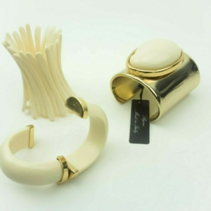 set-bracelet,bangle,cuff,natural-eco-bio-component-metal-plated- accent buy online kopen www.axelles-fashion