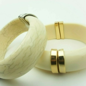 bracelet,bangle,cuff, natural,creme,neige,stone, color,eco-bio-component-metal-plated- accent buy online kopen www.axelles-fashion