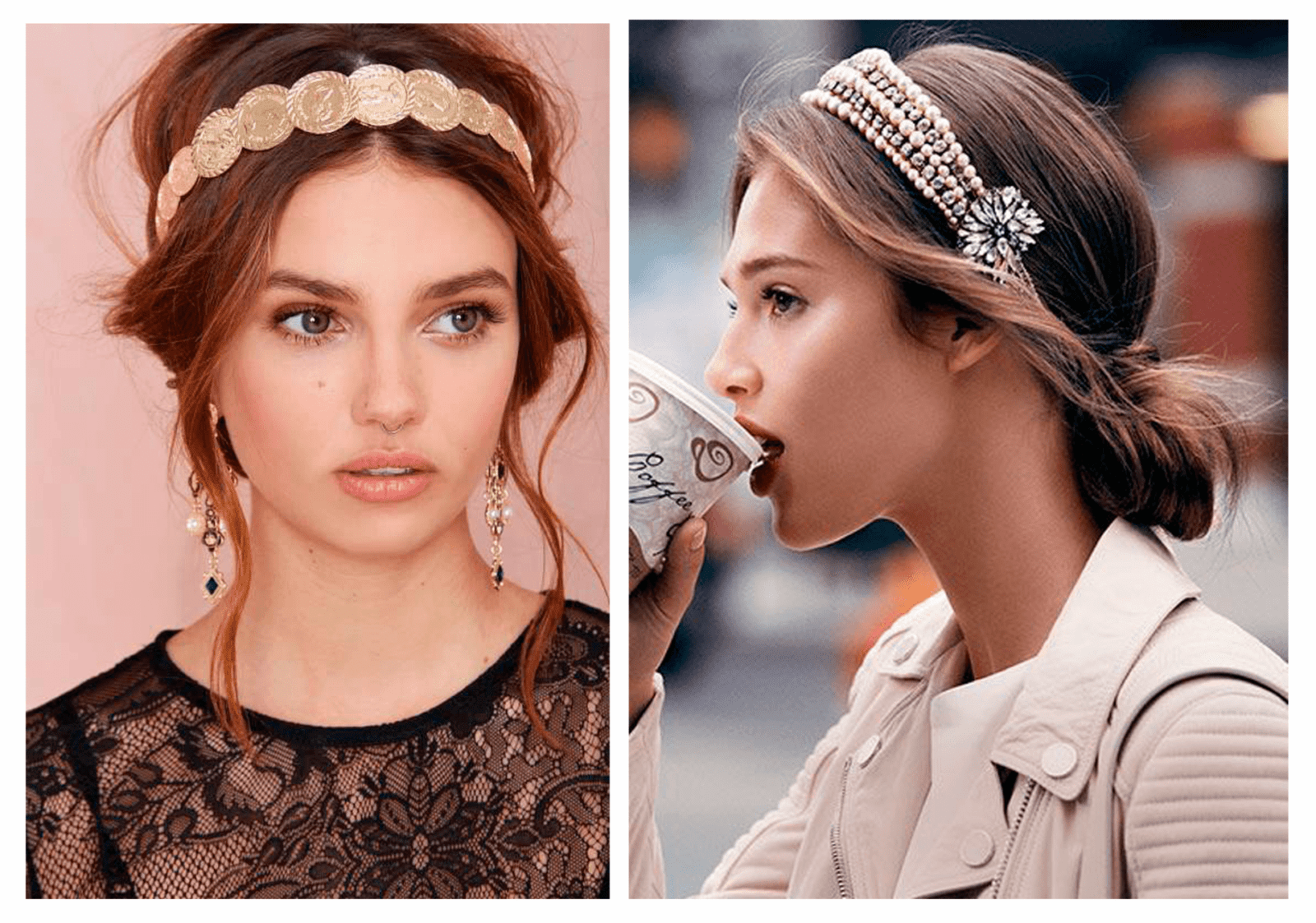 hairband headband haarband become again a super fashion trend