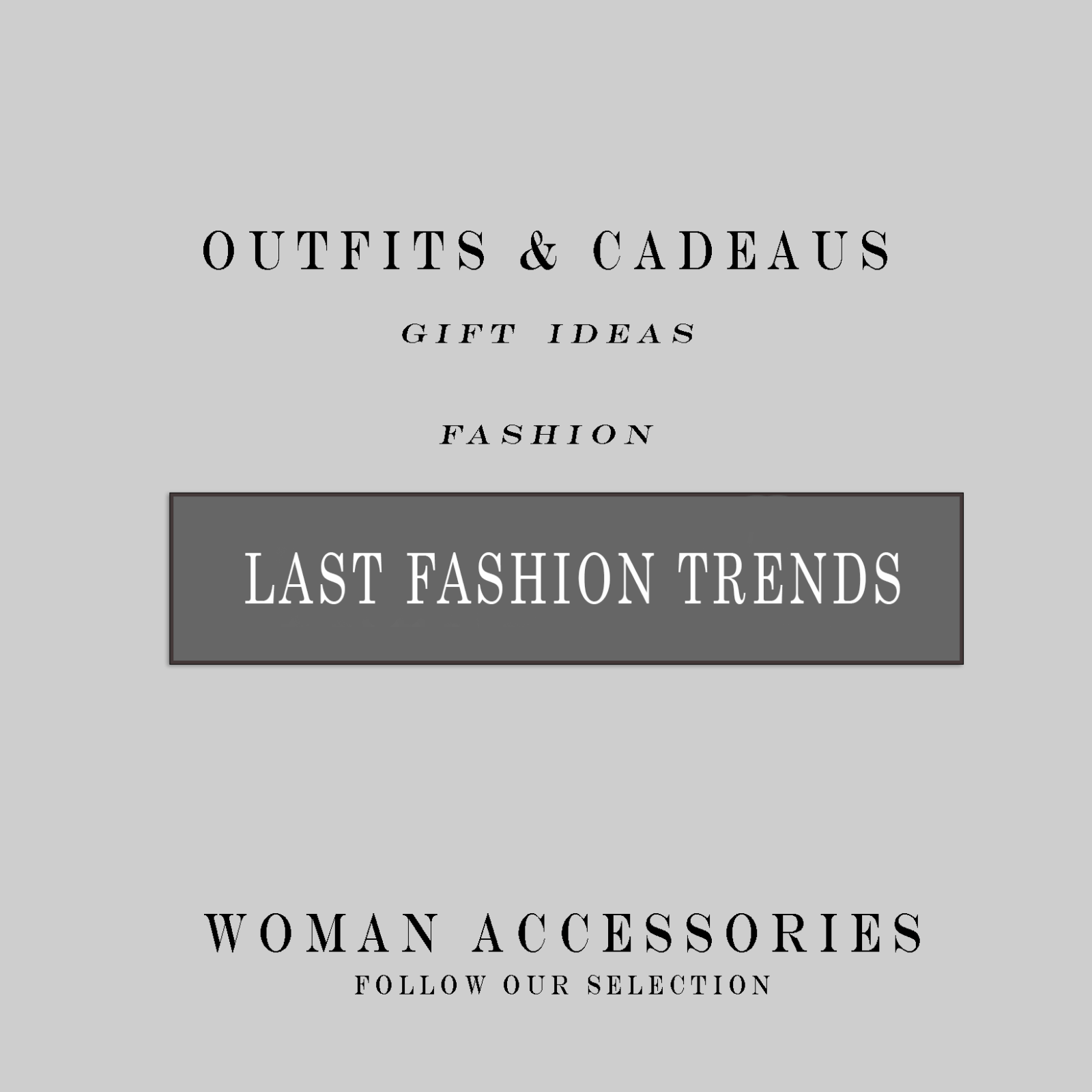 last fashion trends by Axelles Fashion