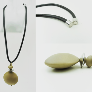 Fashionista necklace Nature designed Axelles