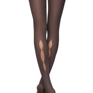 Ondoorschijnend panty matte-look 50-denier (MAGIC), grafit, 16C-132CP