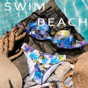 Badpakken, bikini, monokini, zwemmode, Axelles