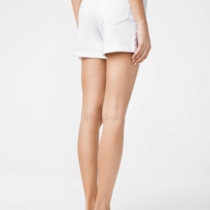 Denim shorts woman 2020, trend,mode, classic, white,wit, ref.COM-131,#Axelles-Fashion,#Axelles