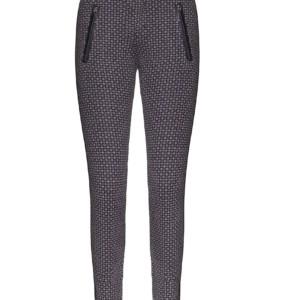 Slim-fit broek (leggings) ARKADIA / Women's pants (slimfit),Model: ARKADIA,Product ID: 14C-593LCP, #AxellesFashion