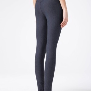 Denim leggings/jeggings ESTER / Women's pants leggings, Model: ESTER, Product ID: 17C-308TCP, #AxellesFashion.