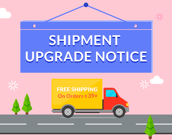 Free-shipment, gratis-verzending en retour, AXELLES