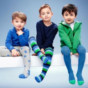 Kinderenmode, kids, trendy, maillots, sokken