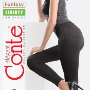 Slim-fit broek (leggings) LIBERTY Plush/Women's pants skinny,Model-LIBERTY-Plush, article-12C-468LCP, #AxellesFashion