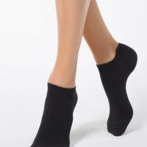 Enkelsokken dames (anklets) ACTIVE / Women's anklets (melange) article-15C-77CP (079)#Axelles, #AxellesFashion.