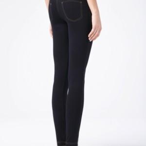 Leggings & Jeggings denim NICOLE / Women's denim legging, Model: NICOLE, Product: 17C-315TCP, #AxellesFashion.