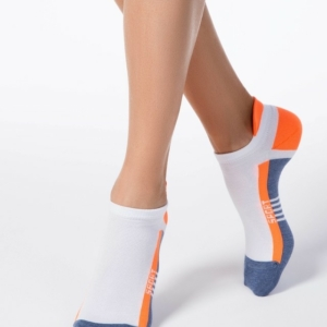 Dames sneakersokken ACTIVE (anklets) / women's socks short Product ID: 16C-71CP (083)