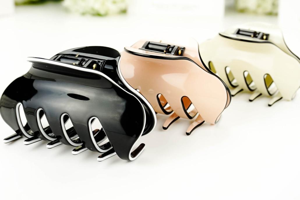Luxe Haarklem 11 cm (Sierklem) in geschenkdoos, Axelles