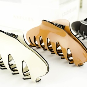 Classy hair claw (Large), Sierklem in geschenkdoos, Axelles