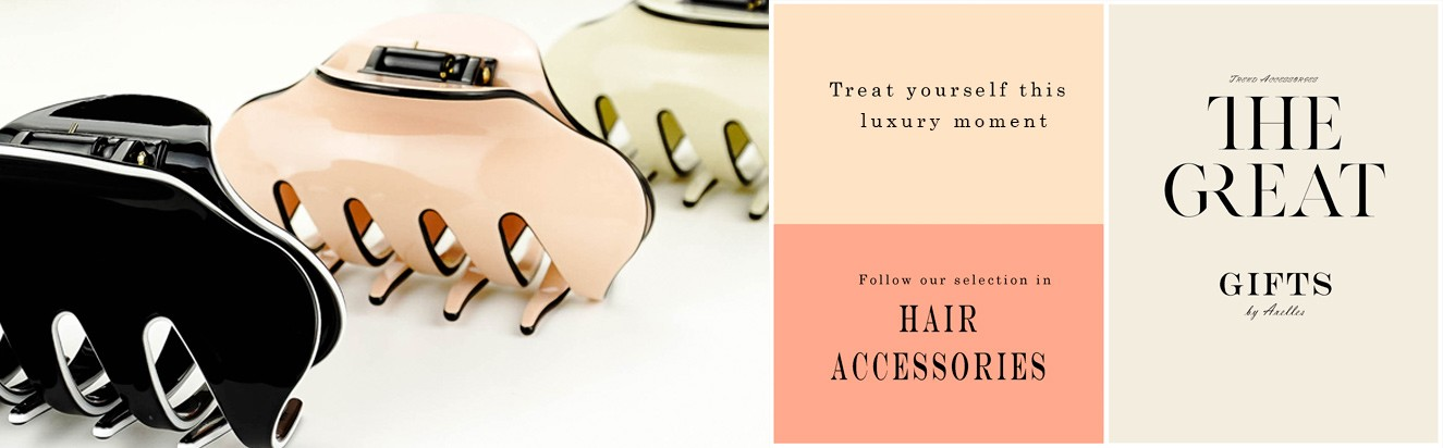 Exclusieve haaraccessoires, exclusieve-gifts collection, luxury-moment, AXELLES-Fashion