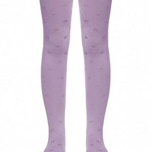 Kinderen-maillot-met-sterren-patroon-paars