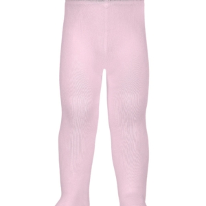 Baby maillot ruches effen roze, 0-12 maand,