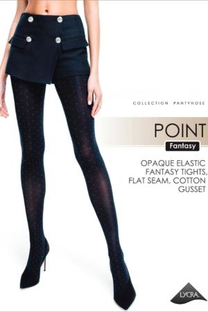 Panty fijne stippen (POINT) 50-den