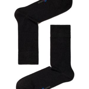 THERMO-sokken (fijn & warm), thermolite, zwart